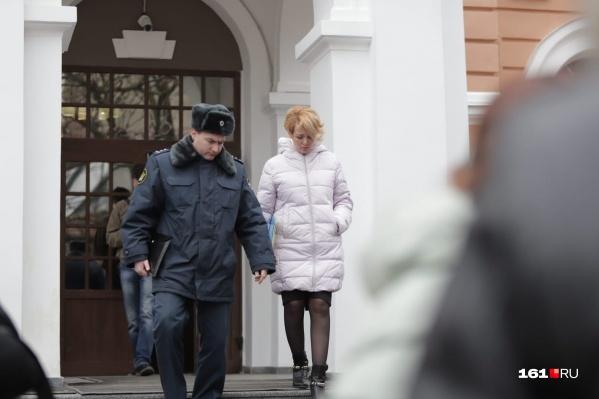 Защита считает, что Анастасию лишили родительских обязанностей