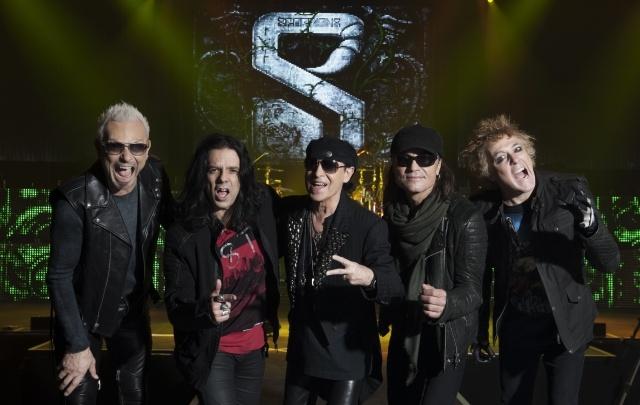 Легендарные Scorpions приедут в Уфу