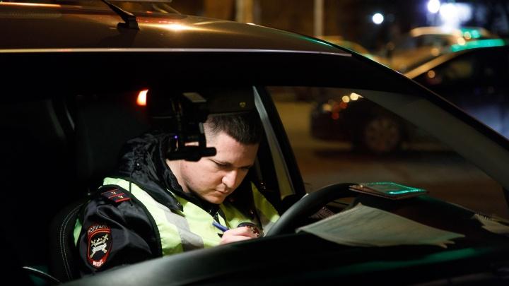 За выходные в Волгоградской области 44 человека попались пьяными за рулём