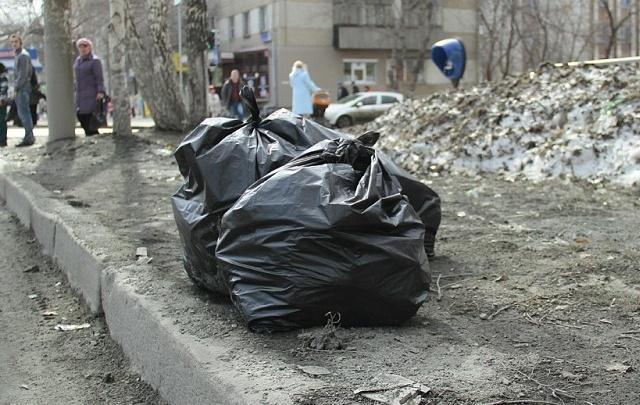 С апреля в Кургане пройдет месячник очистки города