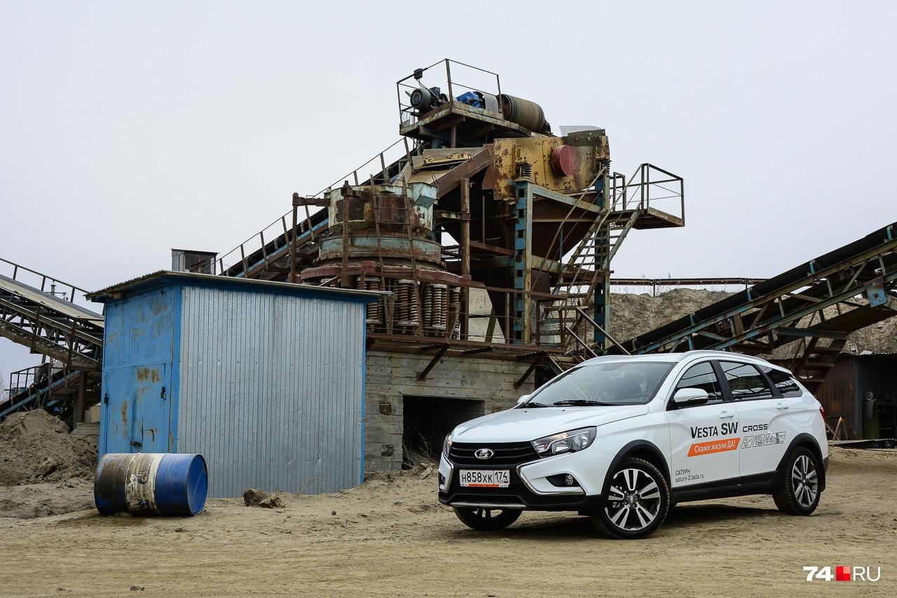 Стоимость Lada Vesta SW Cross стартует от 780 тысяч рублей