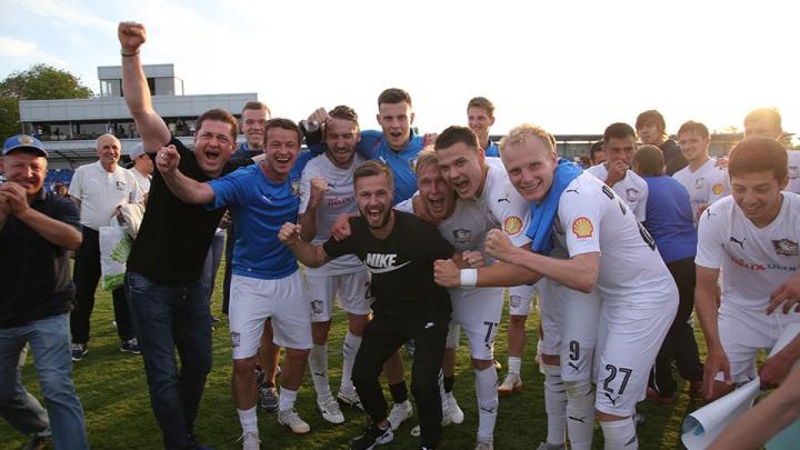 ФК «Чайка» в следующем сезоне будет играть на стадионе «Олимп-2»
