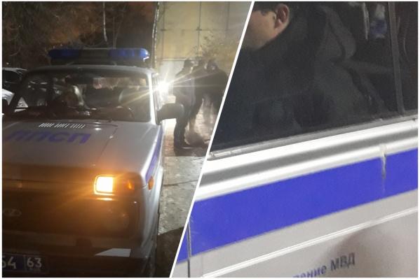 Мужчину, с которым полицейские обнаружили девочку, задержали в тот же день для выяснения всех обстоятельств