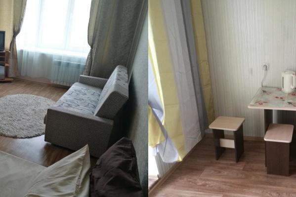 Квартира на Авиаторов за 129 тысяч рублей