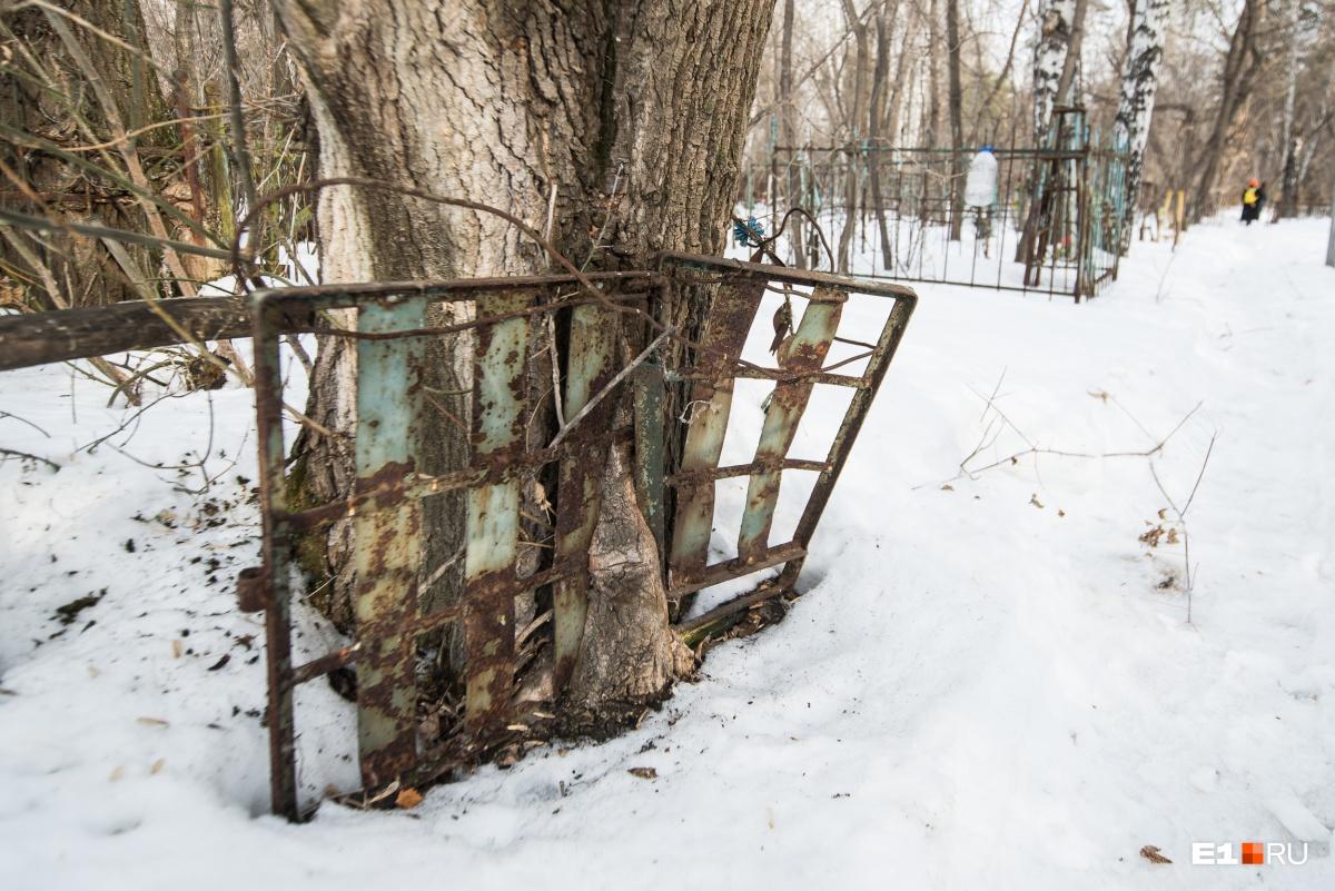 Кладбища с историей: как рядом с центром Екатеринбурга оказались заброшенные мусульманские могилы