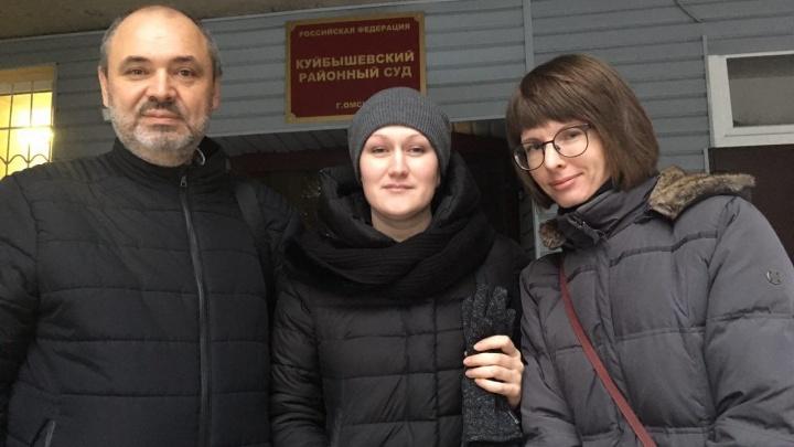 Омского зоозащитника оштрафовали за участие в митинге против повышения пенсионного возраста