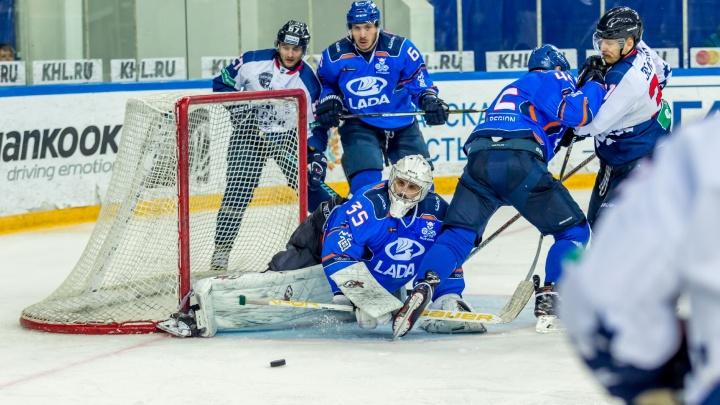 Руководство и игроки тольяттинской «Лады» извинились перед болельщиками за домашний турнир