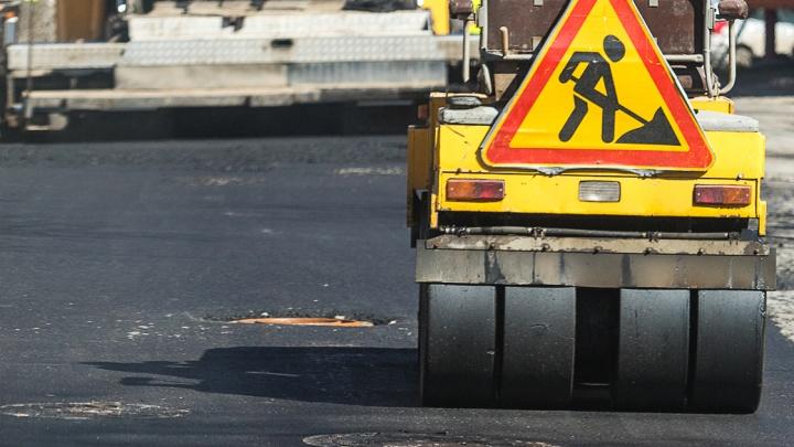 На строительство северного подъезда к Аксаю потратят 156 миллионов рублей