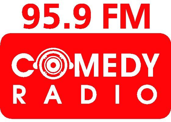 В Екатеринбурге начала вещание радиостанция Comedy Radio
