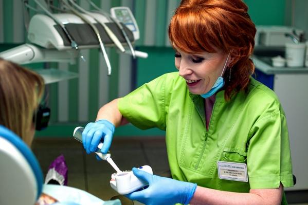 Людмила Владиславовна Буймова, главный врач и учредитель клиники «Стоматологическая здравница»
