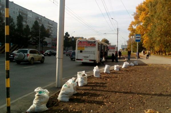 Теперь общественный транспорт не создаёт заторов перед поворотом на Федосеева