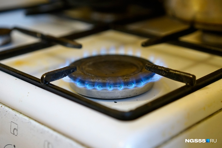 ВОмской области природный газ подорожает на5,8%