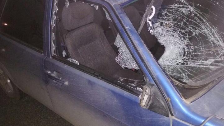 В полночь на дороге в Полевской ВАЗ насмерть сбил 17-летнего парня