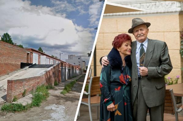 Пенсионеры хотели сохранить деньги и вложили их в гаражи, чтобы потом купить квартиру внуку, но попали в долгострой