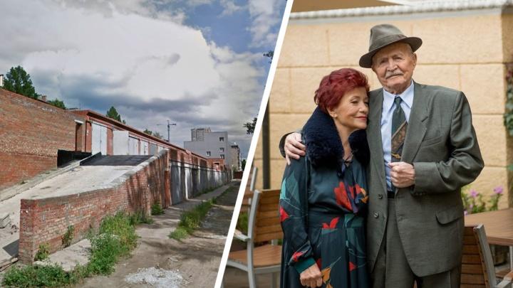 «Я милиционер, и так меня обдурить»: пенсионеры вложили больше миллиона в недостроенные гаражи