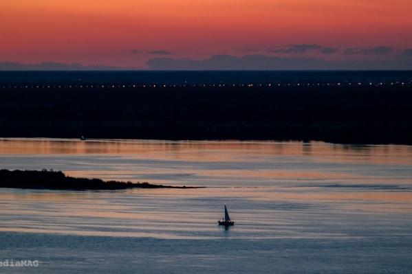 Сезон летних медитаций на нижегородские закаты объявляем открытым!