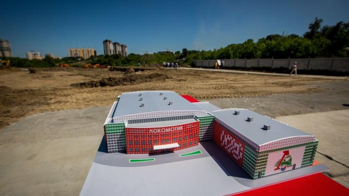 Новый волейбольный центр в Новосибирске получит оборудование за 500 миллионов