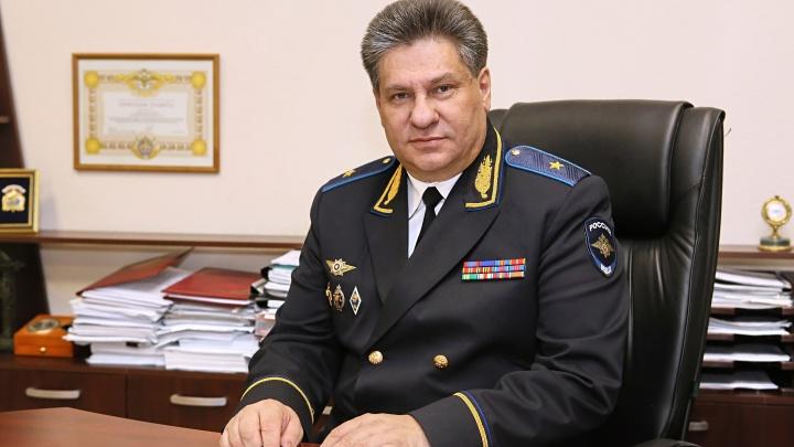 У свердловских полицейских появился новый начальник
