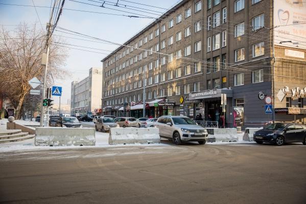 Власти говорят, что горожане не против перекрытия Ленина