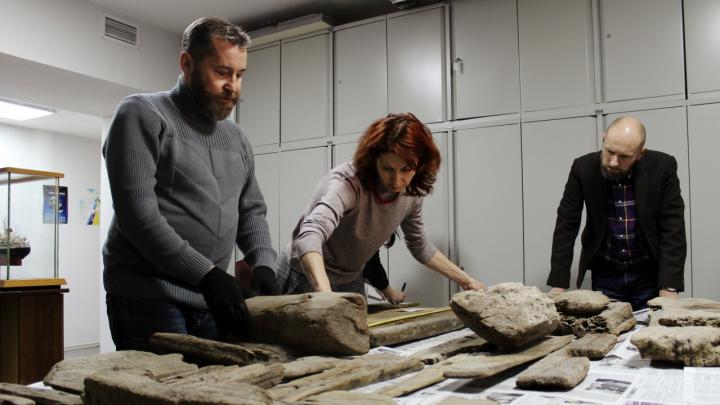 В Северном морском музее Архангельска появилась коллекция деревянных деталей судов XIX века