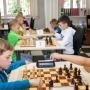 Сбербанк провел в Тюмени детский блиц-турнир по шахматам