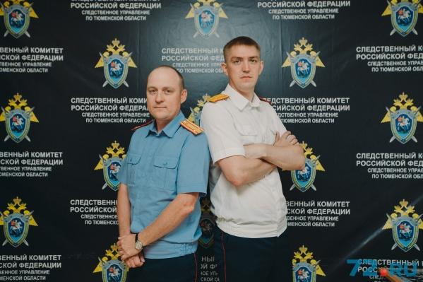 В детстве братья Александр и Сергей Колесниковы даже не предполагали, что будут работать в одной сфере и даже в одном ведомстве
