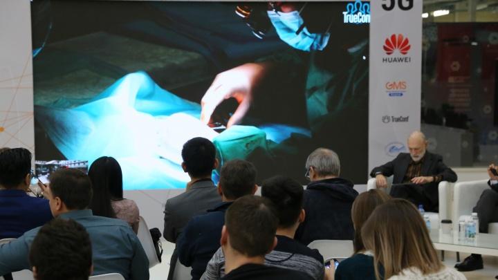 Разогнали медицину до 5G: хирург провел операции при помощи уникальных технологий