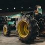 На чём ты ездишь: показываем трактор Ferrari бывшего губернатора