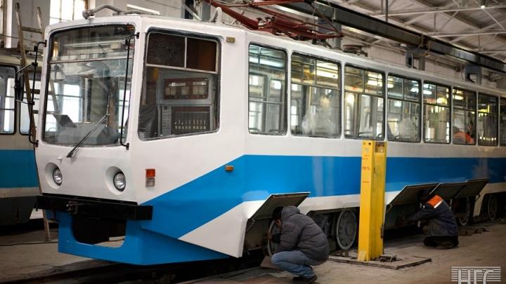 Власти Москвы отказались передавать Омску старые трамваи