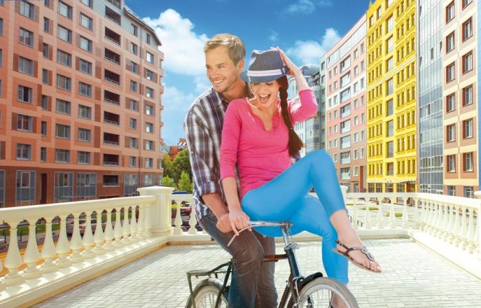 Жилые комплексы ГК «Эталон»: квартира с перспективой