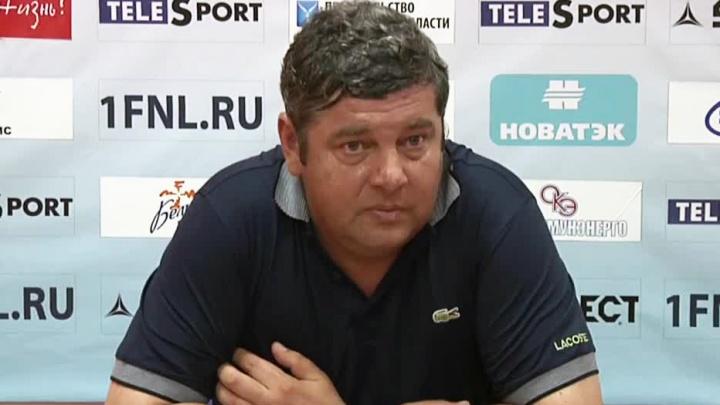 Футбольный клуб «Сибирь» нашёл нового главного тренера с опытом в сборной России
