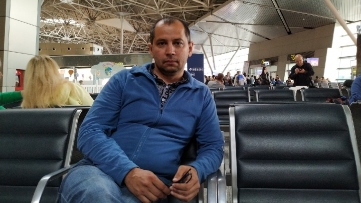 Задержанного в аэропорту Марата Хайруллина отправили домой