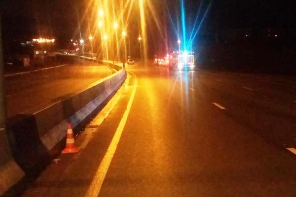 В ДТП пострадал водитель«Соляриса»
