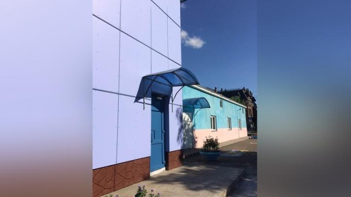 Старую теплицу в школе на Марковского переделали в класс для продленки
