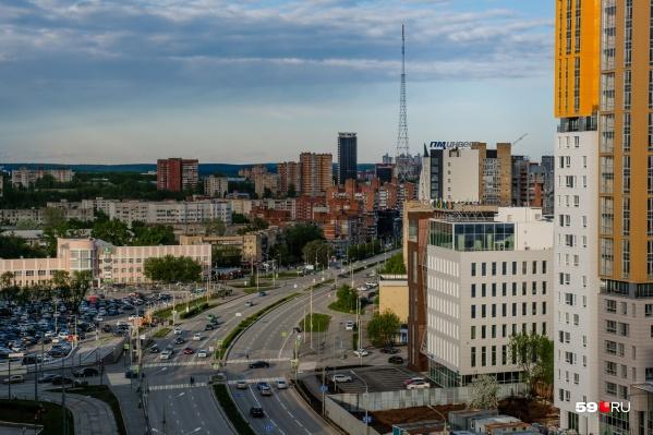 Город строится и изменяется с каждым годом. Сейчас в Перми зарегистрировано 1 053 938 жителей