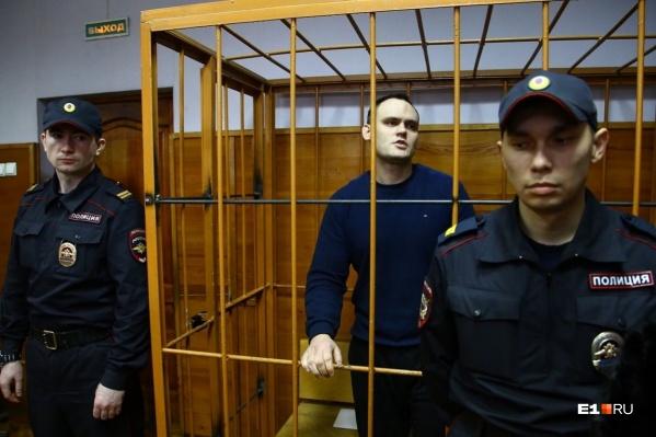 Алексея Сушко признали виновным и приговорили к восьми годам колонии строгого режима