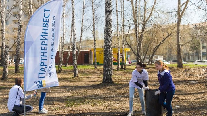 Любимый парк новосибирцев подготовили к летнему сезону