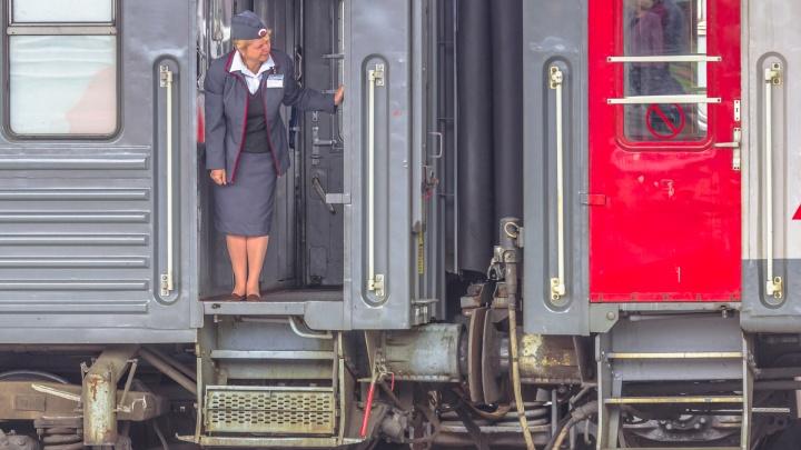 Из Самары пустят поезда с вагонами для личных автомобилей и мотоциклов