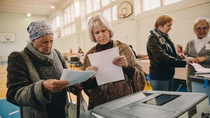 В Тюменской области подсчитывают последние голоса: какой процент у лидера и где активнее голосовали