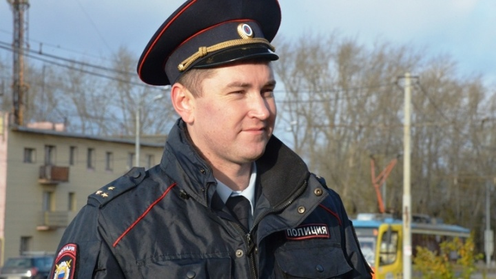 Пермяк Александр Карелин поборется за звание лучшего участкового страны