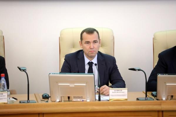 Вадим Шумков предложил оценивать эффективность работы департаментов по 3–5 показателям
