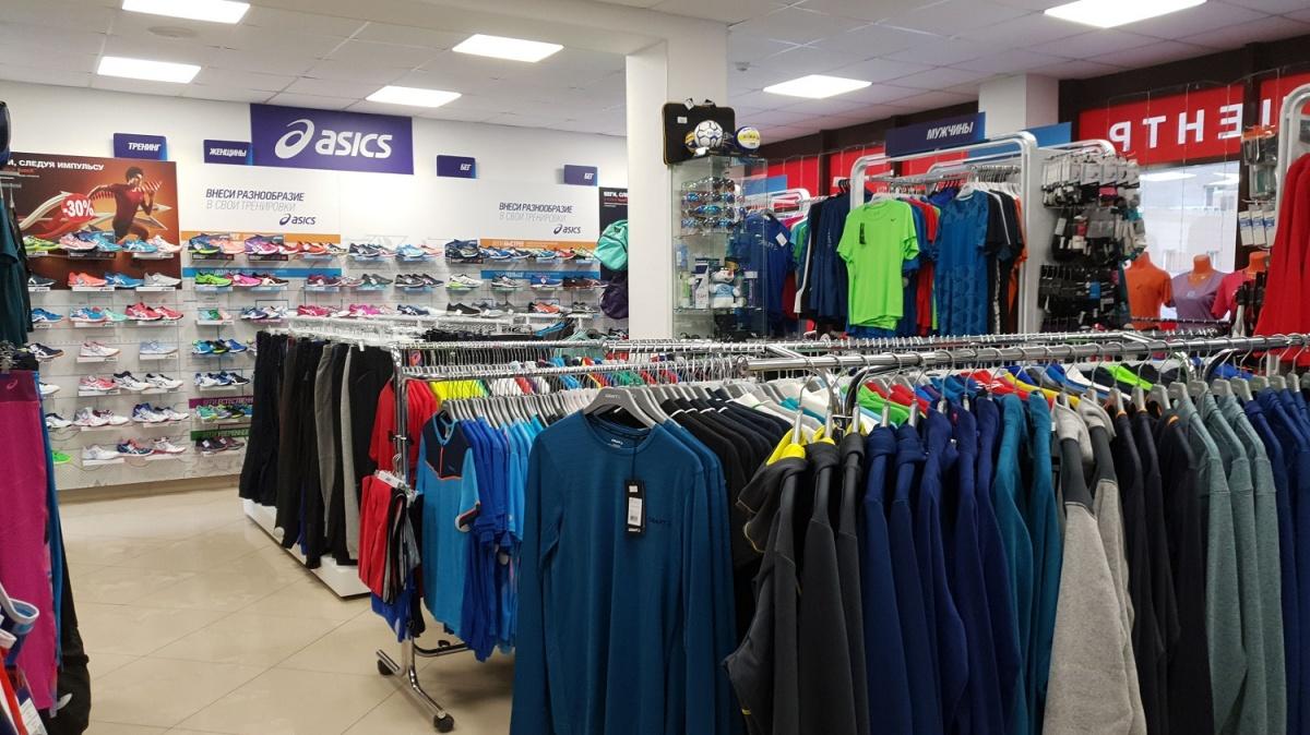 Выходные на спорте: на Крылова «Ас-Спорт» снизил цены на 50% на всю одежду популярных брендов