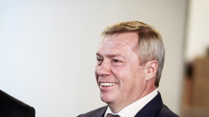 Вместо Голубева — Сапрыкин: губернатор Ростовской области отказался от депутатского мандата