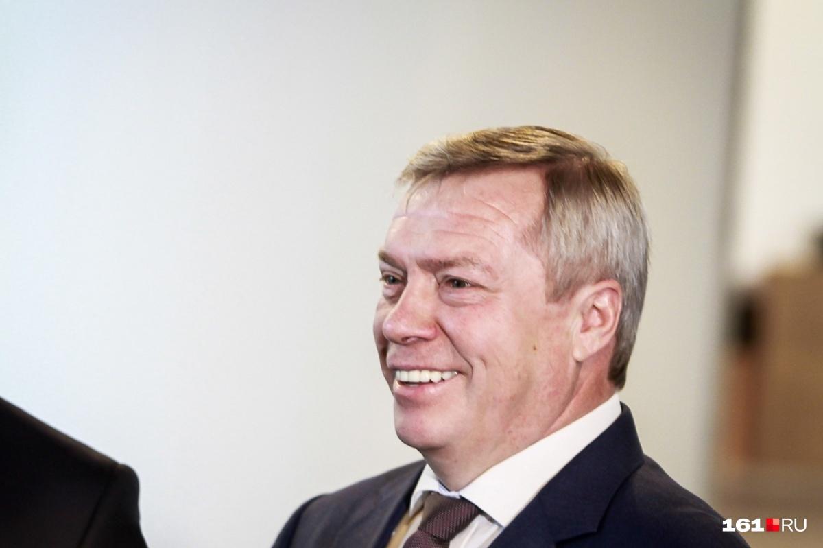 Голубев отказался от депутатского мандата