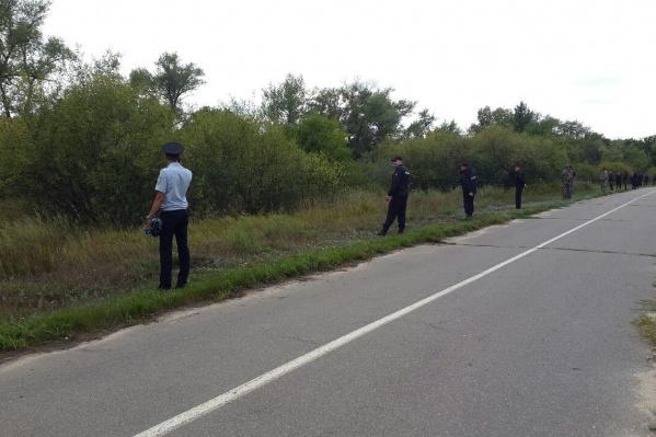 С самого утра 16-летнюю Светлану Сорочинскую искали сотни человек