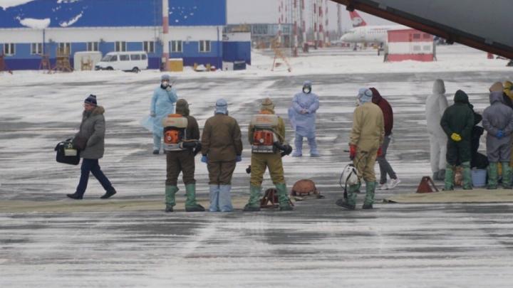 В Тюмени эвакуированным из Китая помогут психологи