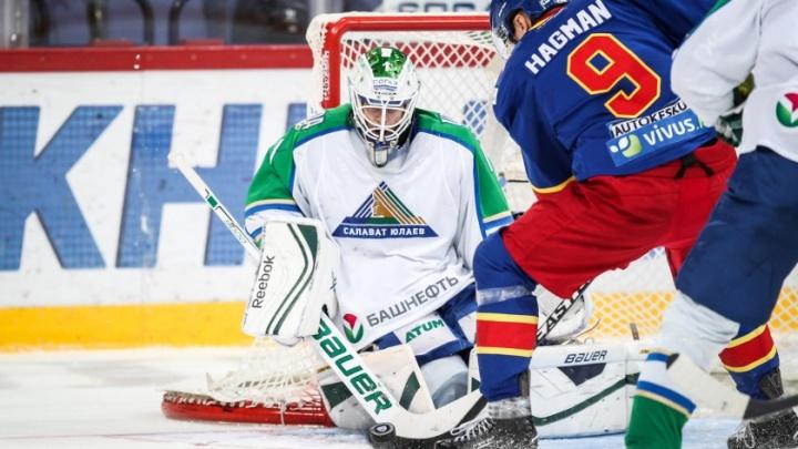 Уфимские хоккеисты сразятся с финскими «джокерами»