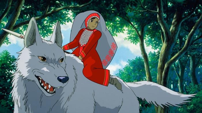 В Уфе героинь аниме нарядили в башкирские национальные костюмы