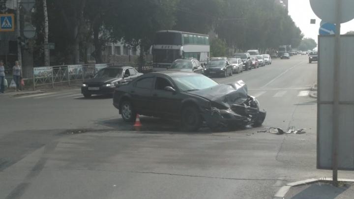 Водителя Chrysler посадили в изолятор после смертельного ДТП на Станиславского
