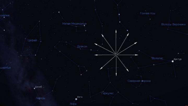 В небе над Башкирией «прогремит» звездный салют